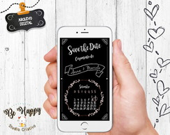 Save The Date Casamento Whatsapp
