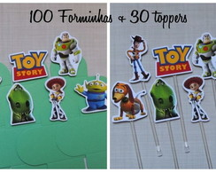 Cod 0895 - Forminhas Toy Story