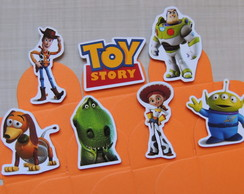 Cod 0905 - 100 Forminhas Toy Story