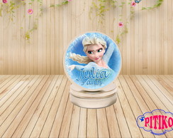 LATINHA FROZEN ELZA MINT TO BE