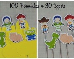 Cod 1168 - Forminhas Toy Story