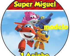 Ades. Água Mineral 300ml Super Wings