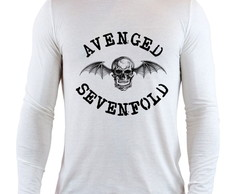 Camiseta Avenged Sevenfold ROCK Longa