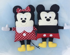 Naninha Mickey e Minnie
