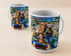 Caneca One Piece yes
