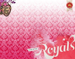 Painel Festa 1x0,65m Ever After High