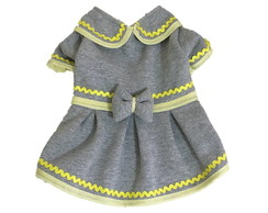 Vestido de Moletom Pet Luke 4