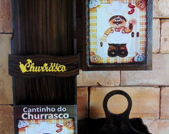 Kit Churrasco - Cantinho do Churrasco
