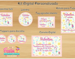 Kit DIGITAL Unicórnio