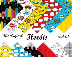 PAPEL DIGITAL HEROIS