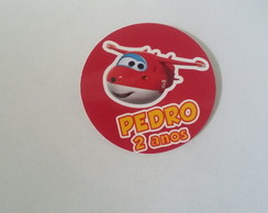 Adesivos Super Wings