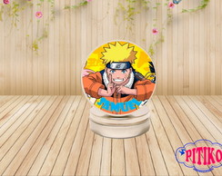 KIT NARUTO 70 UNIDADES MINT TO BE