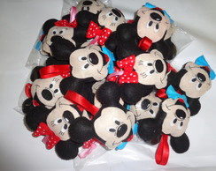 chaveiro mickey e minnie!