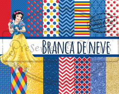 Scrapbook Digital Branca de Neve