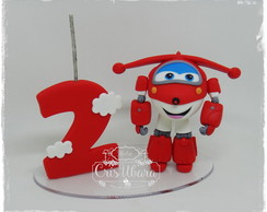 mini topo/vela Jett (super wings)
