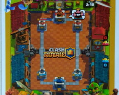 Arena Clash Royale