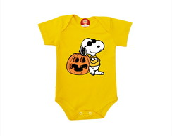 Camiseta ou Body Snoopy Halloween