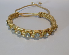 Shambala golden strass