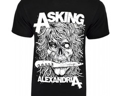 Camiseta Banda Asking Alexandria