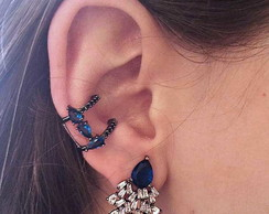 Brinco Piercing Falso Blue