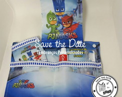 Kit Dental Luxo - PJ Masks
