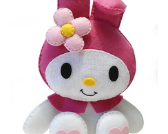My Melody feltro - Hello Kitty e amigos
