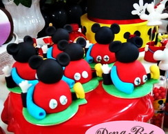 Trufa Personalizada Casa do Mickey Mouse