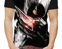 Camisa Camiseta Assasins Creed