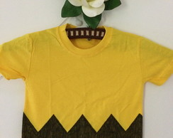 Camiseta Snoopy - Charlie Brown