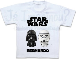 Camiseta Star Wars Baby