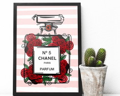 poster chanel nº5