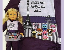 festa do pijama PARIS 2