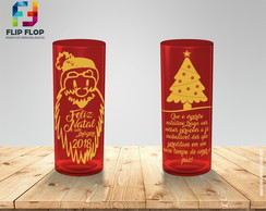 Copos Long Drink natal