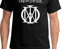 Camiseta Banda Dream Theater