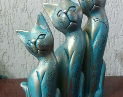 TRIO de Gatos