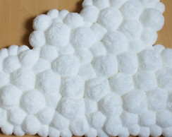 Tapete de Pom pom cloud