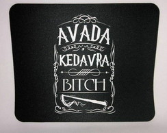 Mouse pad Harry Potter - Avada Kedavra