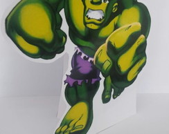 Display do Hulk