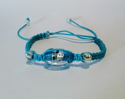 Shambala murano light azul