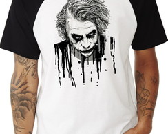 Camiseta Raglan Batman #2 Joker