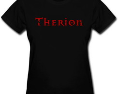 Camiseta Feminina Therion baby look