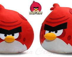 Angry Birds Terence - feltro 30 cm