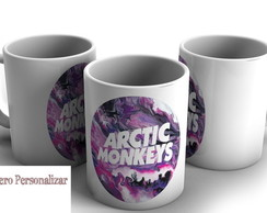 Caneca Porcelana Arctic Monkeys 05
