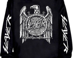 blusa moletom Slayer - Aguia