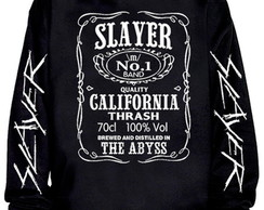 Blusa Slayer the Abyss - Moletom