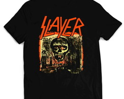 Camiseta Slayer Seasons in the Abyss