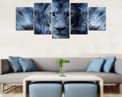 Quadro lion king elo