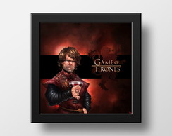 Quadro Game of Thrones Tyrion Lannister