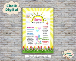 Chalk Digital Sunshine
