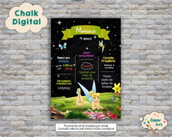 Chalk Digital Tinkerbell